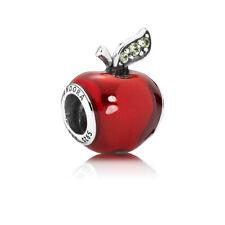 Abalorio Pandora 791572EN73 mujer plata Disney Manzana de Blancanieves