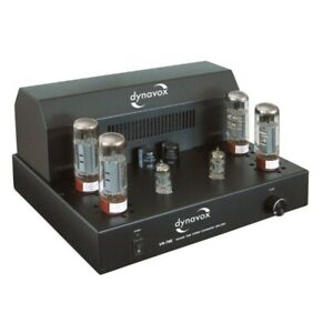 Dynavox Pipe Full Amplifier VR-70E II Black (2 X 40W RMS) New