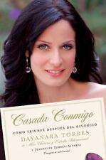 Casada Conmigo: Como Triunfe Despues del Divorcio (Spanish Edition)-ExLibrary