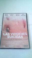 """DVD """"LAS VIRGENES SUICIDAS"""" SOFIA COPPOLA JAMES WOODS KATHLEEN TURNER JOSH HARNE"""