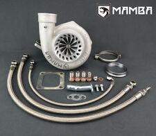 MAMBA GT3584R T04Z Ball Bearing TURBO + V-Band KIT FOR SKYLINE R32 R33 R34 GTST