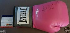 LIL KIM Signed Everlast Pink 12oz Boxing Glove Auto PSA/DNA COA Autograph