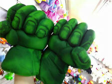 Pair of INCREDIBLE HULK SMASH HANDS Gloves Marvel Superhero hands 2 hands