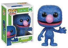 Grover Sesamstrasse Grobi POP! Sesame Street #09 Vinyl Figur Funko