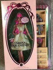 Mattel Barbie Etiqueta Dorada Modelo Tarina Tarantino Barbie en 2007 sin usar