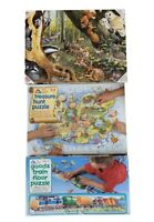 Early Learning Centre - ELC - Jigsaw Bundle X3