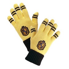NWT Universal Studio Wizarding World of Harry Potter Gloves Mittens Hufflepuff