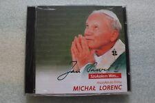 Michał Lorenc - Jan Paweł II - Szukałem Was - Muzyka z Filmu CD