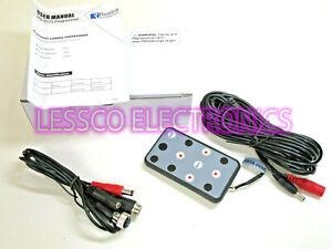 Rostra 250-8172-PROG 190 degree camera programmers. adjusts 8172/8173 (W)