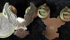 Motorräder Motorrad Biker Pin Badge Honda Eagle Adler Logo