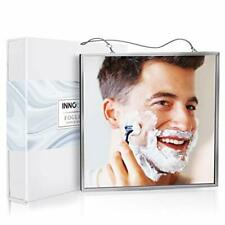 InnoBeta Fogless Shower Mirror for Shaving & Facial Cleansing, Anti-Fog