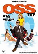 OSS 117 Rio ne répond plus (Jean Dujardin) DVD NEUF SOUS BLISTER