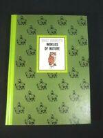 Walt Disneys World of Nature Golden Press 1965