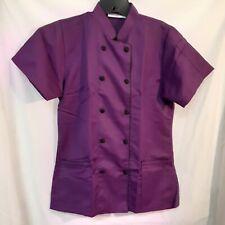 Uniformates Short Sleeves Womens Ladies Chefs Coat Jackets 2 Jackets