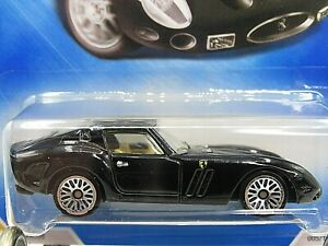 HOT WHEELS VHTF 2009 NEW MODELS SERIES FERRARI 250 GTO