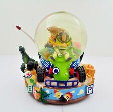 Toy Story Snow Globe Buzz Light Year Woody Rex Slinky Ham Bo Peep Disney Mattel