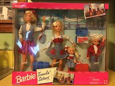 Barbie Travelin Sisters Playset Special Edition