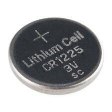 5 Pcs CR1225 3v Lithium Batteries Coin Cell 45mAh Bulk Exp 2024