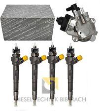 Injektor VW Audi 1,6 TDI 0445110477 04L130277G 04L130277AJ + Hochdruckpumpe