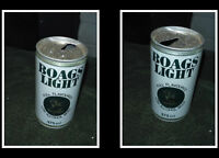 COLLECTABLE OLD AUSTRALIAN BEER CAN, BOAGS LIGHT 375ml 1