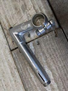 1970s Schwinn Stamped S Drop Handlebar Stem Alloy Road Bike Vintage