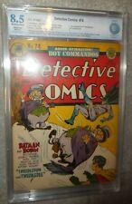 DC Comics DETECTIVE COMICS 74 8.5 Batman CBCS CGC Golden age tweedledee 1st app