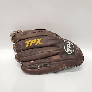 "Lousville Slugger TPX1200C Leather 12"" Baseball Glove Right Hand Thrower"