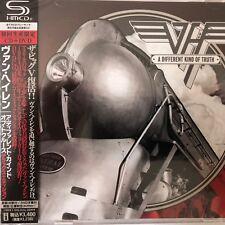 Different Kind of Truth [Deluxe) by Van Halen (SHM-CD +DVD),2012 UICS-9131