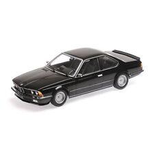 BMW 635 CSI 1982 Black 1/18 - 155028104 MINICHAMPS