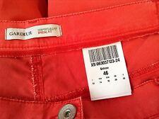 Gardeur cotton/lyocell jeans style trousers 20 (46)