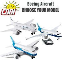 COBI Boeing Aircraft Construction Sets - Choose Your Model