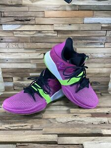 New Balance Omn1s Low Athletic Shoes Berry Lime Basketball Sneakers Men's 9.5
