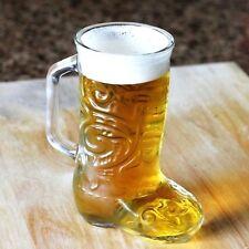 Anchor Hocking Glass Cowboy Boot Mug …