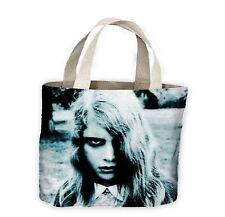 Night of the Living Dead Zombie Girl Tote Shopping Bag For Life - Zombies