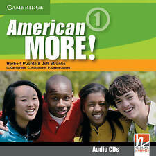 American More! Level 1 Class Audio CDs (2) by Christian Holzmann, Jeff...