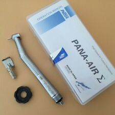 10 pcs Dental PANA AIR High Speed Wrench Type Handpiece 4/2HOLE A+ quality