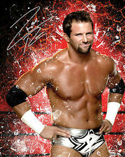 ZACK RYDER #1 (WWE) - 10X8 PRE PRINTED LAB QUALITY PHOTO (SIGNED) (REPRINT)