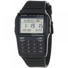Casio DBC-32-1AES Men's Retro Databank Watch