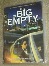 The Big Empty (DVD, 2001), NEW & SEALED, RARE, A JACK PEREZ FILM, AWARD WINNER