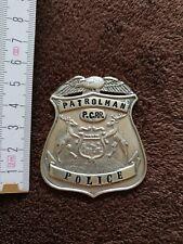 US Police Badge