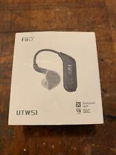 New listing FiiO Utws1 Qualcomm Qcc3020 Bluetooth Adapter aptX Aac Sbc Mmcx Connector