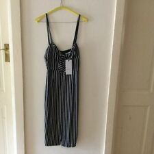 Spring Party/Cocktail Stripes Dresses for Women