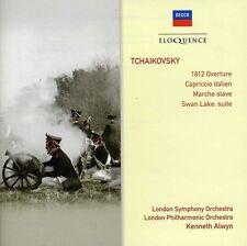 London Philharmonic - Tchaikovsky: 1812 Overture / Capriccio Italien [New CD]
