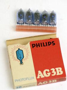 5 Philips Photoflux AG3B blau
