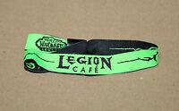 World of Warcraft Legion Café Wristband from Gamescom 2016