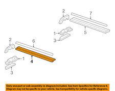 Acura HONDA OEM 2001 MDX Roof Rack Rail Luggage Carrier-Cross Bar 75251S3VA00