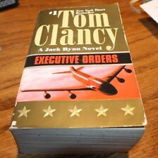 Executive Orders Tom Clancy (SR)