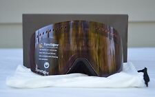 2018 NWT DRAGON NFXS SNOWBOARD GOGGLES $220 echo/transitions light rose