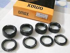Bay I Close Up Lens Set 1, 2,4+MACRO Rolleiflex Yashica Rolleicords Minolta TLR*