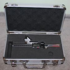 "STARRETT ELECTRONIC HEIGHT GAGE 3751 AZ 6"" 150MM IN HARD CARRYING CASE"